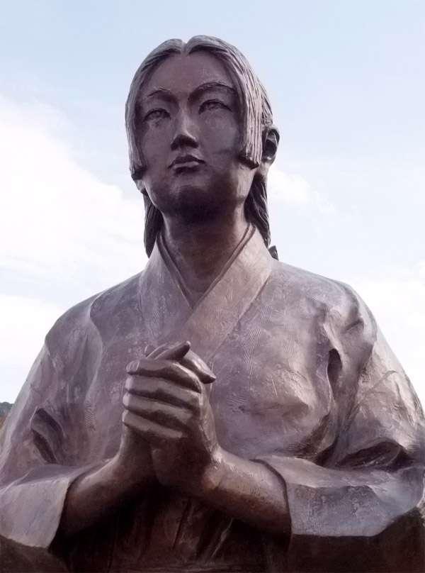 """【画像】歴史上の人物の""""定番ではない""""画像を貼るトピ"""