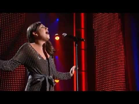 Lea Michele (Glee) - Singing My Man Live - Tribute To Barbra Streisand - YouTube