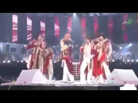 KAT TUN 喜びの歌 keep the faith - YouTube