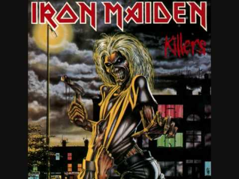 Iron Maiden- Killers - YouTube