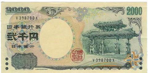 2000円あったら何に使う?