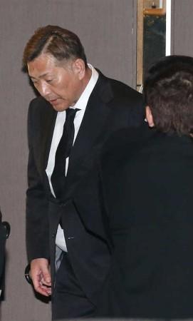 清原和博氏を支え続けてきた友人が自殺「ショックで言葉出ない」