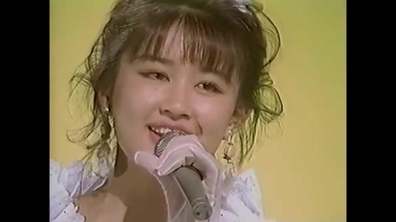 【HD】 田村英里子/リバーシブル (1990年) TV音源版 - YouTube