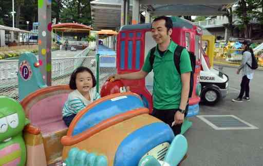 「日本一懐かしい遊園地」 るなぱあく人気 企画続々 昨年度遊具利用は最多146万人 (上毛新聞) - Yahoo!ニュース