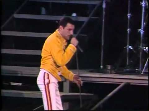 Freddie Mercury best voice - YouTube