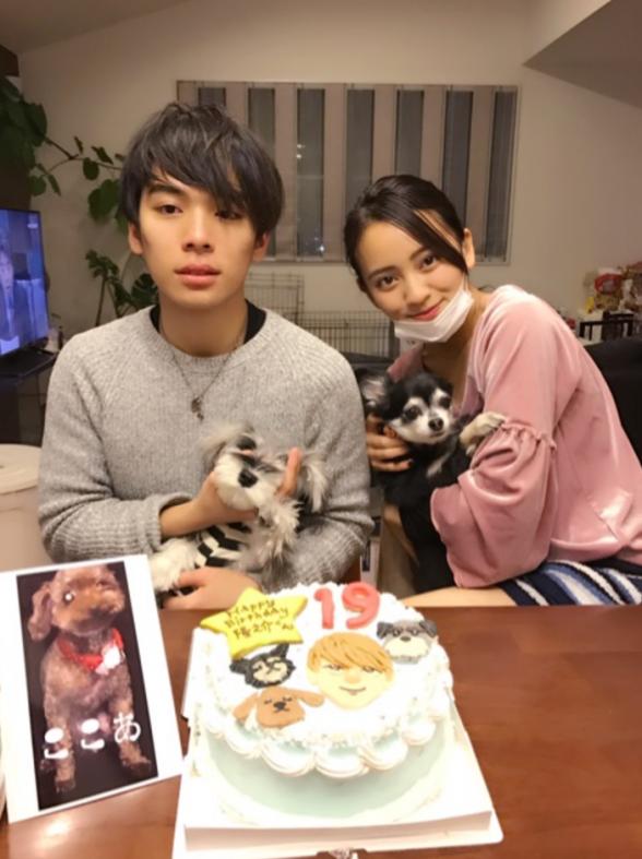 岡田祐佳 娘・結実とイロチ 2ショット公開「どんどん綺麗になる」