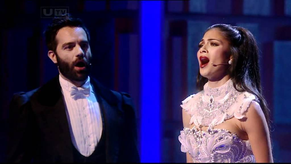 Nicole Scherzinger - Phantom Of The Opera (Royal Variety Performance - December 14) - YouTube