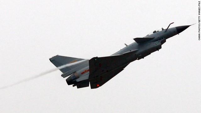 CNN.co.jp : 中国軍の戦闘機、米軍機にまた異常接近 南シナ海