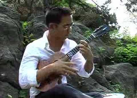 Ukulele weeps by Jake Shimabukuro - YouTube