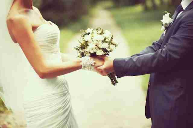 結婚願望なかったのに、結婚した人!