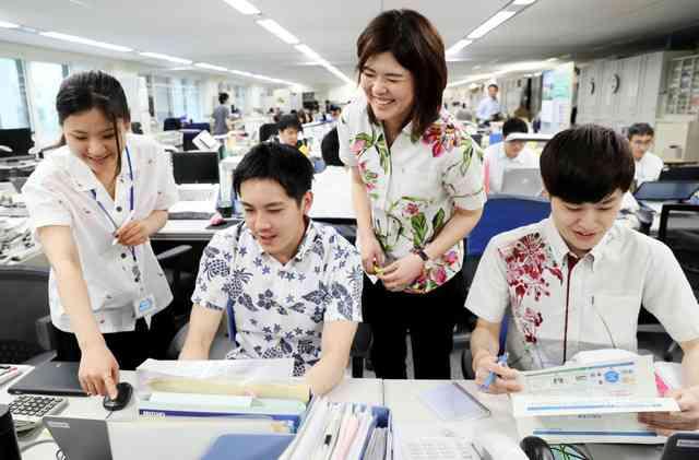 クールビズも13年目 官公庁などで今年もスタート:朝日新聞デジタル