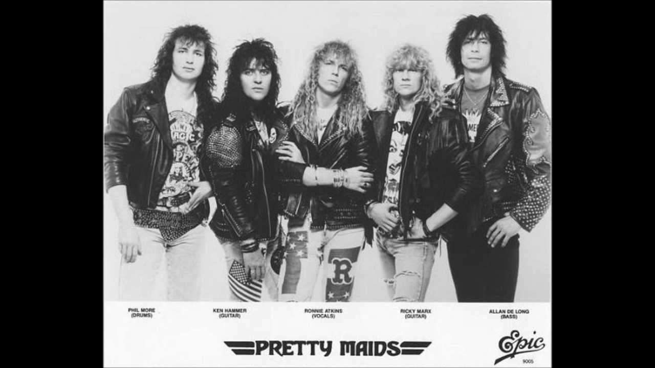 Pretty Maids - Please don't leave me - YouTube