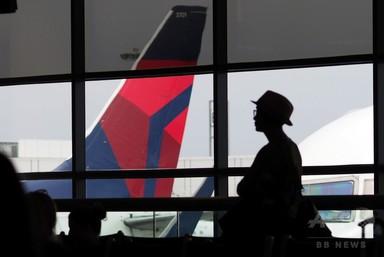 米家族、デルタ航空便から強制降機 子どもの席譲らず 写真1枚 国際ニュース:AFPBB News