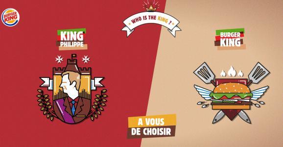 「バーガーキングvs国王、キングはどっちだ?」=米ファストフード広告に王室激怒―ベルギー