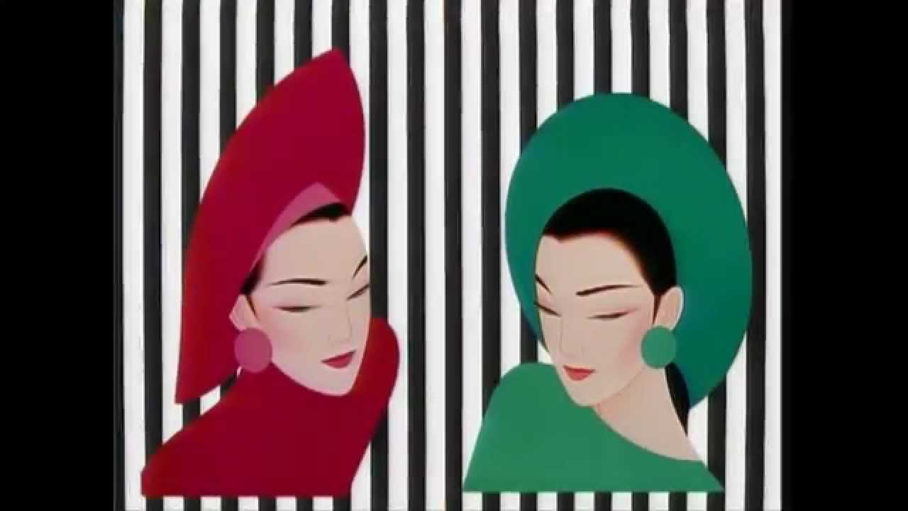 NOEVIR CM History 88.5~98.5 Cosmetic Renaissance - YouTube