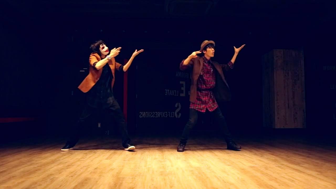 【JiNと喘息】アイネクライネ 踊ってみた【オリジナル振付】 - YouTube