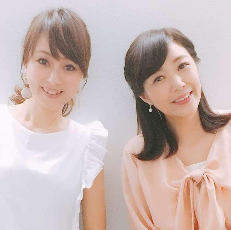 【エンタがビタミン♪】菊池桃子&渡辺美奈代 80年代アイドルショットに「二人とも変わらない!」