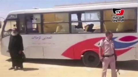 エジプトで武装グループがコプト教徒襲撃、29人死亡(TBS系(JNN)) - Yahoo!ニュース