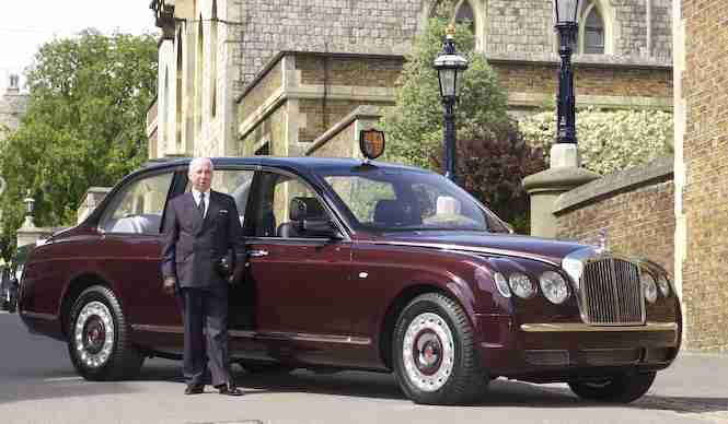 女王陛下のベントレー 公開|Bentley ギャラリー | Web Magazine OPENERS