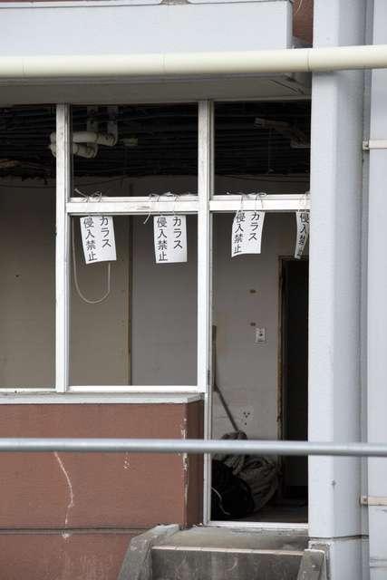 「カラス侵入禁止」警告文、なぜか効果 東大の研究施設