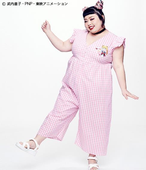 渡辺直美の『PUNYUS』のセーラームーンコラボが大人気! 直美センス全開なデザインでサイズ展開も豊富