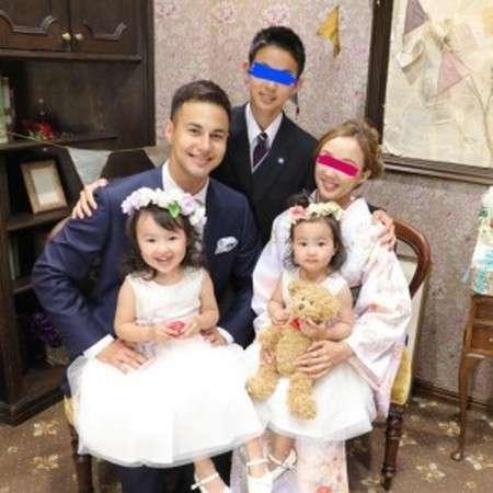 ユージ一家の家族写真が素敵!「みんなの笑顔がとても幸せそう」