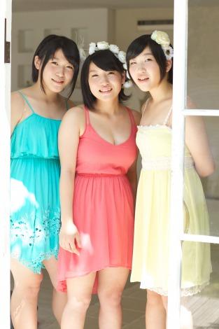 画像・写真 | ビッグダディ3姉妹、グラビア初挑戦 元妻・美奈子には「怒られるでしょうね」 1枚目 | ORICON NEWS