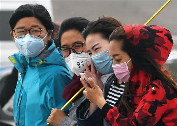 北京で2年ぶりの深刻な黄砂 「黄色の霧」に覆われる - 産経ニュース