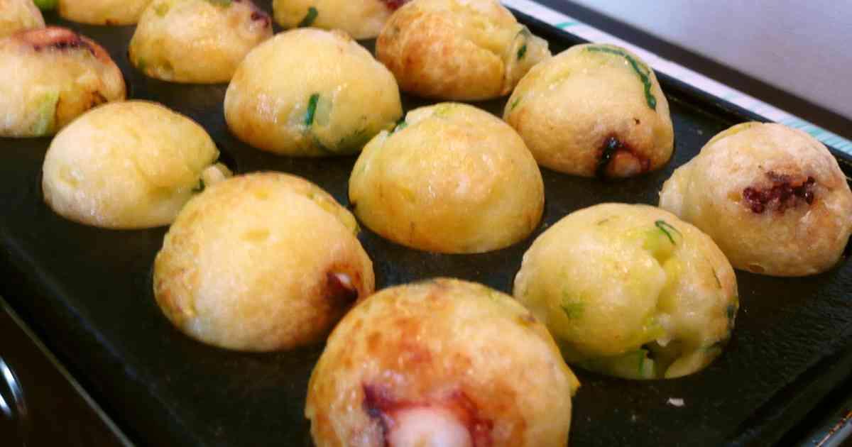 カリッとろっ【大阪の味】たこ焼き♪ by akiyoshizu [クックパッド] 簡単おいしいみんなのレシピが267万品