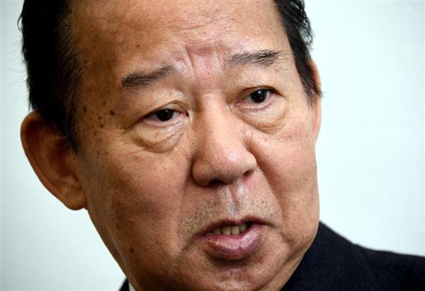 日本のAIIB参加可能性、自民党の二階俊博幹事長が言及 「一帯一路」構想に「最大限の協力」 - 産経ニュース