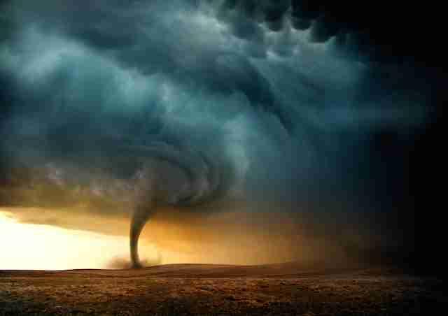 いろんな嵐が見たい