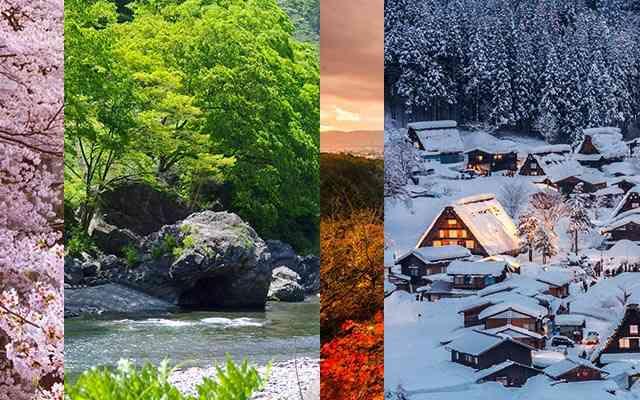 これが『春夏秋冬の理想と現実』だ! 1枚のイラストに「まさにこれ」の声