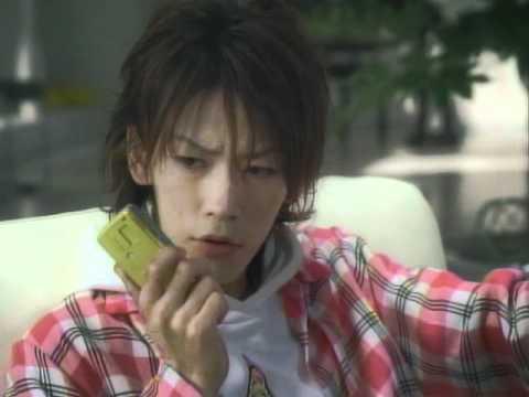Kamenashi Kazuya - NTT DoCoMo FOMA 902i [CM] - YouTube
