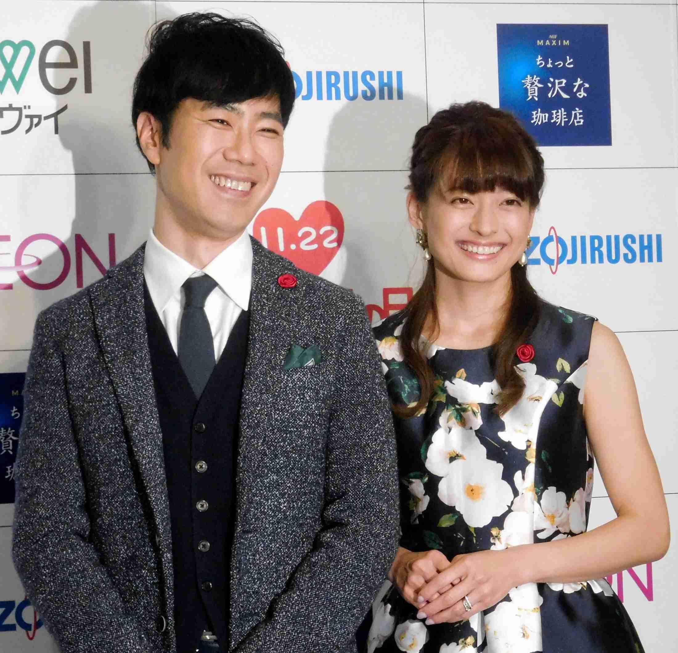 藤井隆 乙葉の顔が「すごい好き」 結婚11年も「髪の感じとか外見が好き」 (デイリースポーツ) - Yahoo!ニュース