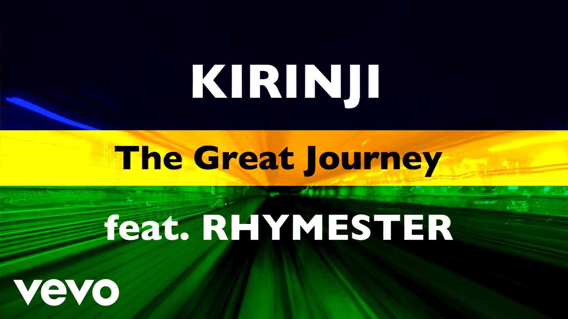 KIRINJI - The Great Journey feat. RHYMESTER - YouTube