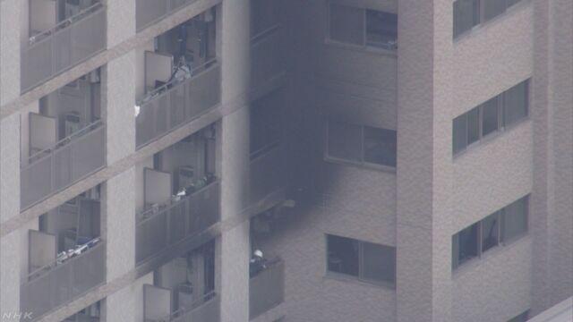 名古屋大学の学生寮で火事 1人死亡 学生か | NHKニュース