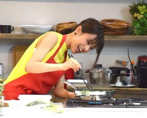 カトパンこと、加藤綾子 ついにTBS初出演 事務所先輩・谷原章介の冠番組で手料理も披露