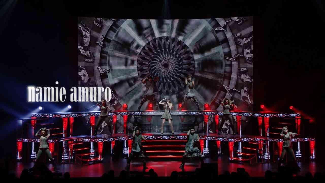 安室奈美恵 / LIVE DVD&Blu-ray「namie amuro LIVE STYLE 2016-2017」 30sec TV-SPOT - YouTube