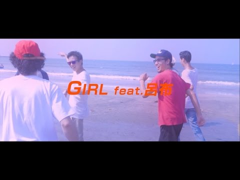 "Suchmos ""GIRL feat. 呂布""(Official Music Video) - YouTube"