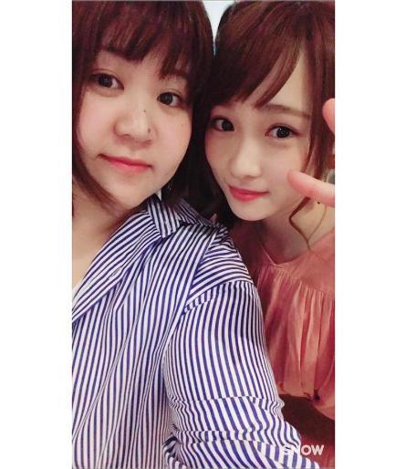川栄李奈、AKB48メンバーと再会 ドラマ収録のテレビ局で「楽屋近かった」