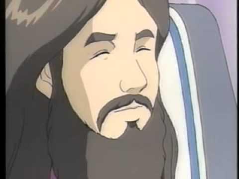 オウム真理教布教アニメ 超越世界 Part 10 【吹いたらポア】 - YouTube