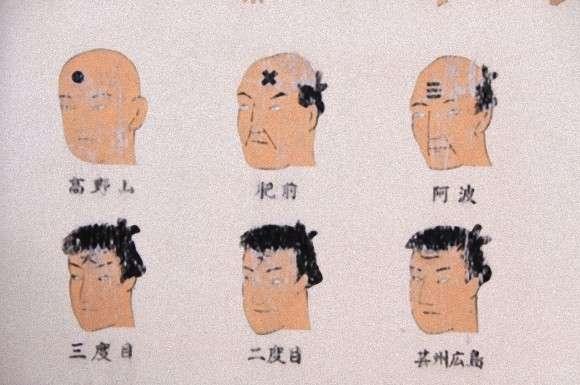 額や腕に恥ずかしい紋様を入れられてしまう。江戸時代の「入墨刑」に関する事実 : カラパイア