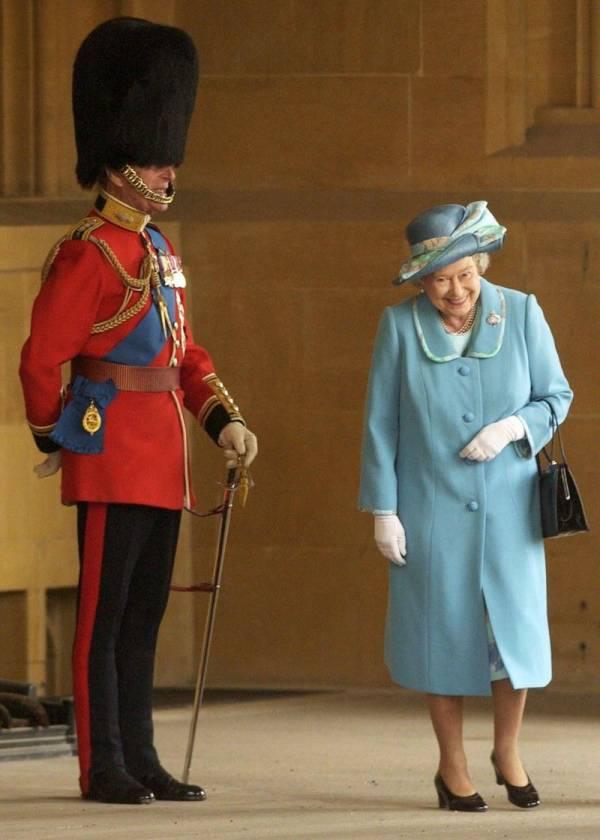 エリザベス英女王の夫フィリップ殿下、公務から引退へ