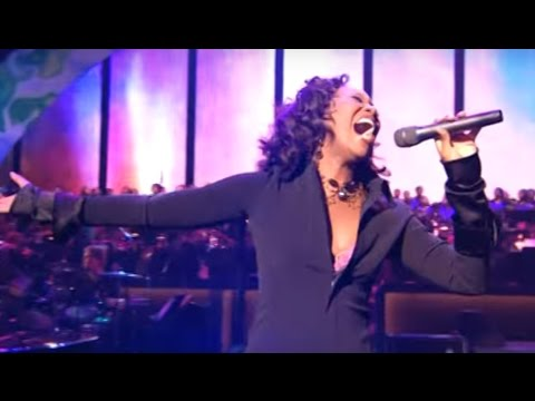 Yolanda Adams - I Believe I Can Fly - YouTube