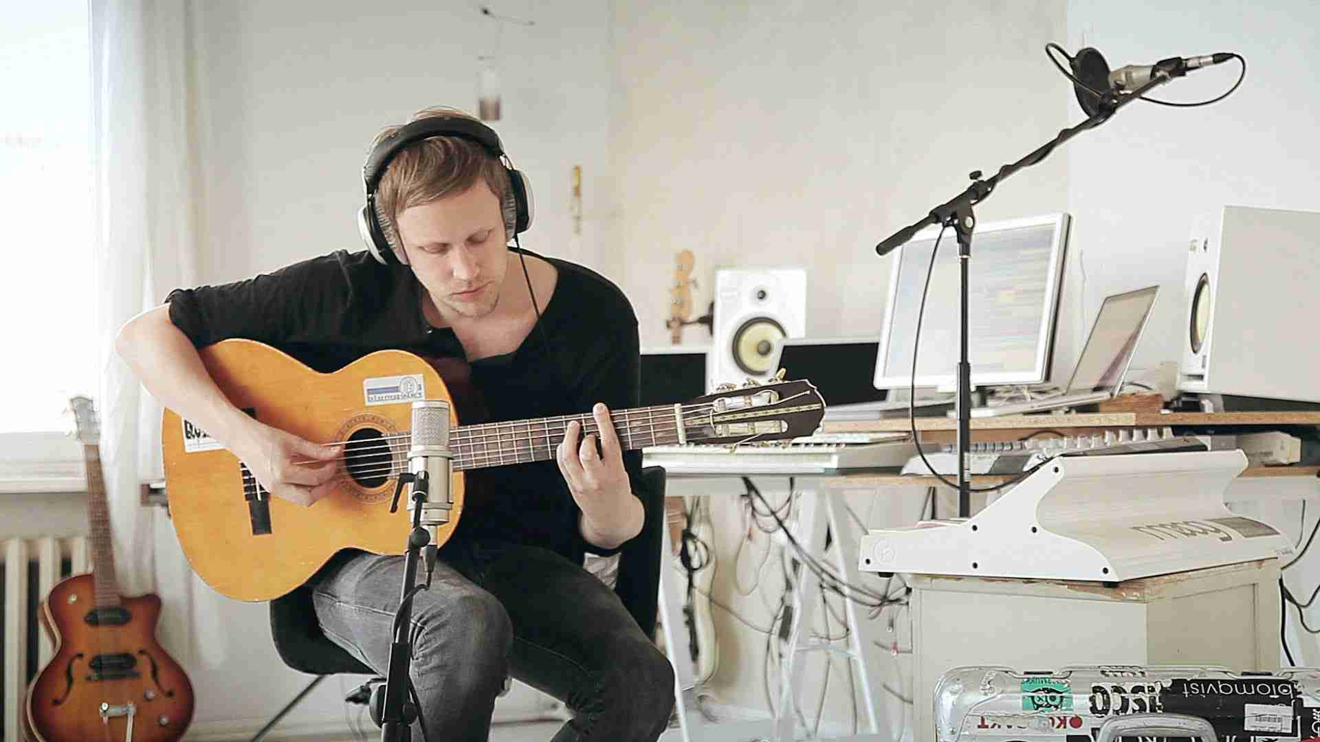 Jan Blomqvist - Time Again (Official Video) - YouTube