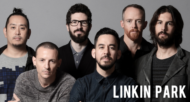 LINKIN PARK(リンキン・パーク)好きな人!