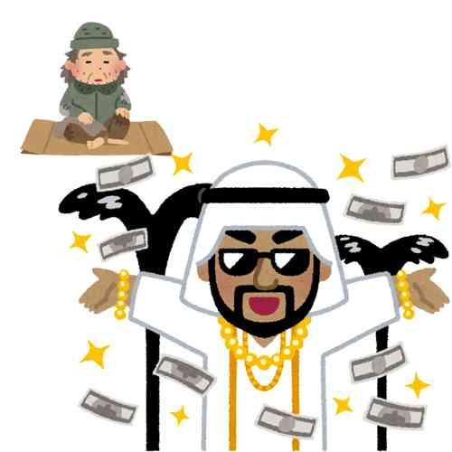 ドバイの乞食が月収825万円と話題に! それ目的で入国する人まで | ゴゴ通信