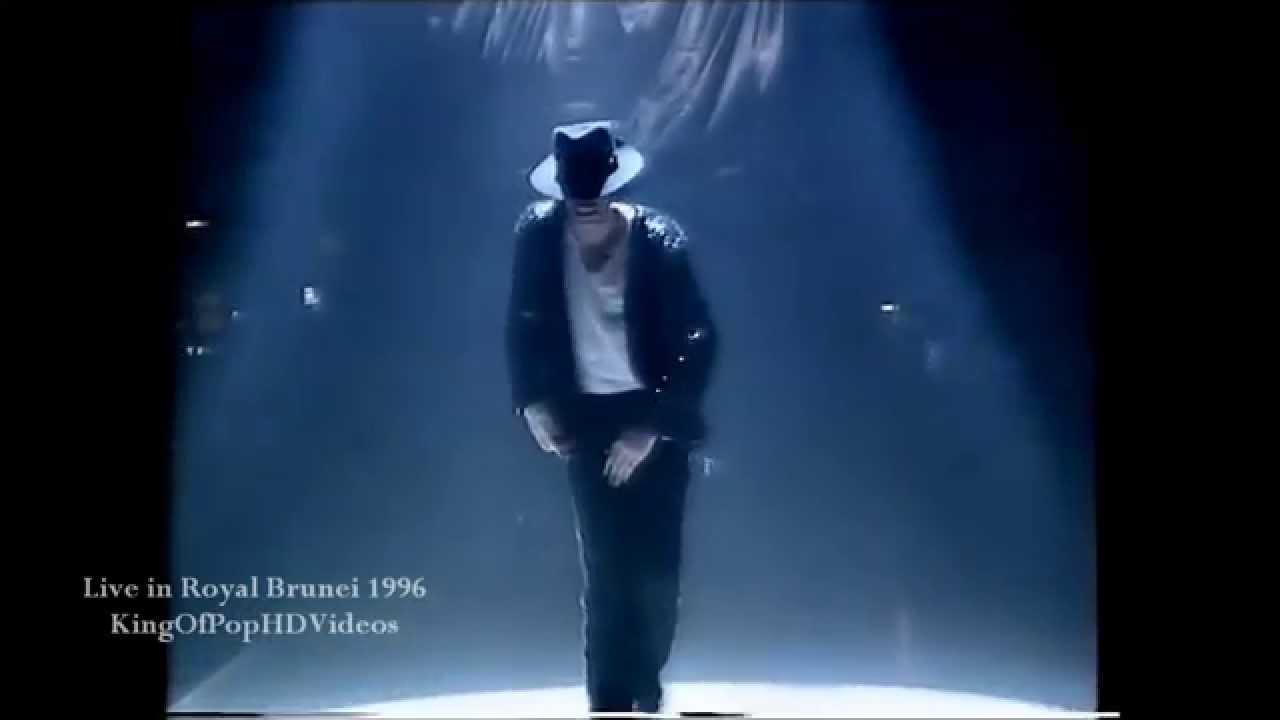 Michael Jackson - Billie Jean Live in Brunei - Royal Concert 1996 Best Quality [HD] - YouTube