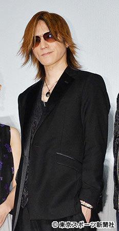 「X JAPAN」ツアー決行で超多忙SUGIZOが悲鳴 (東スポWeb) - Yahoo!ニュース