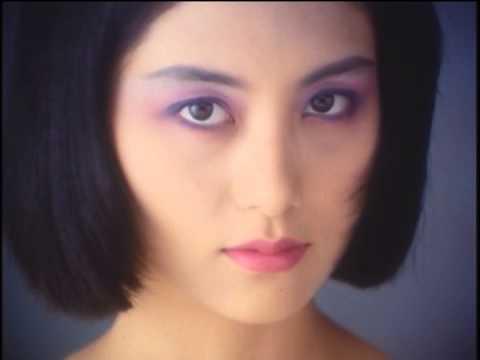 資生堂CM -  フィアネス コスモアイカラー  - 1985 - YouTube
